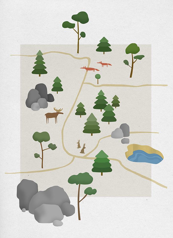 Ulrika Kestere Little forest