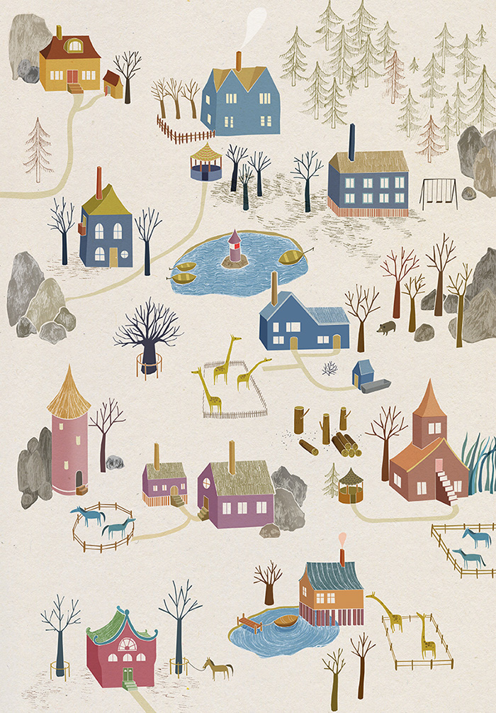 Ulrika Kestere Little Village