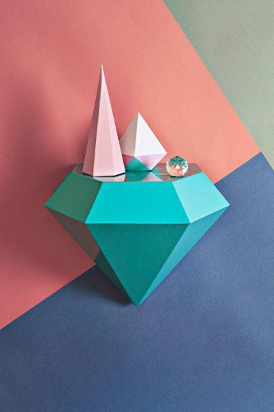 Kim Walltin, future days, sapphire, mint, the thin air, ulrika kestere
